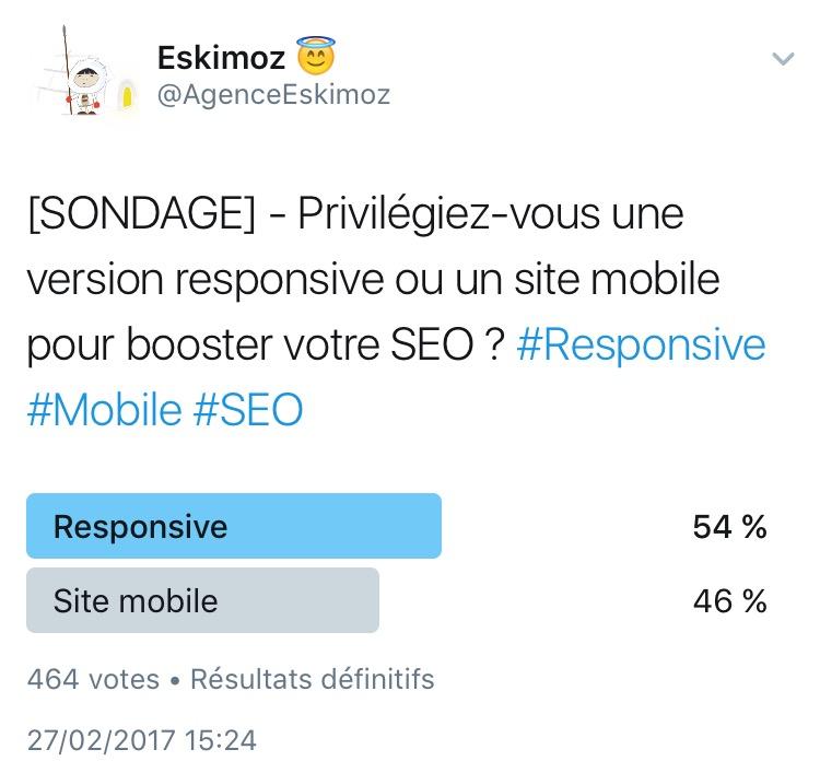 Privilegiez-vous une version responsive ou un site mobile pour booster votre SEO ?