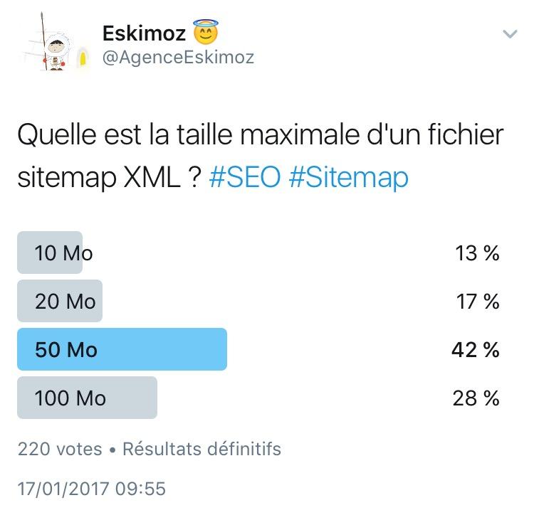 Google Xml Sitemap: SEO : Le Plus Grand Sondage Français Jamais Réalisé