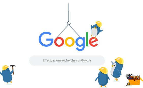 Fonctionnement du moteur de recherche Google